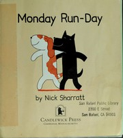 Cover of: Monday run-day