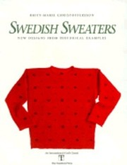 Cover of: Swedish sweaters | Britt-Marie Christoffersson