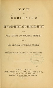 Cover of: Key to Robinson
