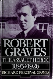 Cover of: Robert Graves: Volume 1