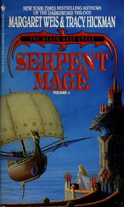 Cover of: Serpent Mage: The Death Gate Cycle, No 4/Audio Cassettes
