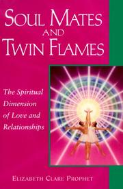 Cover of: Soul Mates and Twin Flames
