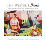 The writer's brush by Donald Friedman