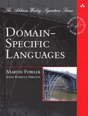 Cover of: Domain-specific languages
