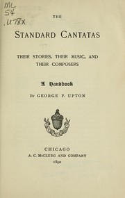 Cover of: The standard cantatas