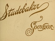 Cover of: Illustrated souvenir [of carriages] | Studebaker brothers mfg. co