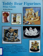 Cover of: Teddy bear figurines | Jesse Murray