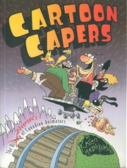 Cover of: Cartoon Capers
