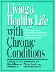 Cover of: Living a Healthy Life With Chronic Conditions