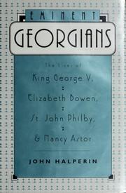 Eminent Georgians
