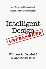 Cover of: Intelligent design uncensored