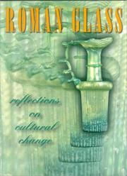 Cover of: Roman glass