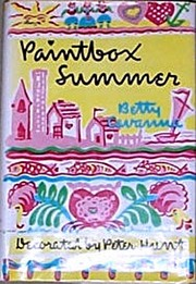Cover of: Paintbox summer