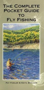 Cover of: The Complete Pocket Guide to Fly Fishing