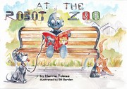 Cover of: At The Robot Zoo | Harris Tobias