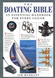 Cover of: The boating bible | Jim Murrant