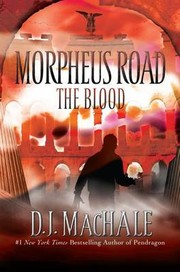 Cover of: The blood | D. J. MacHale