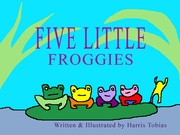 Cover of: Five Little Froggies