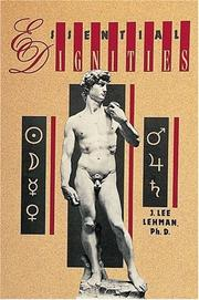 Cover of: Essential dignities