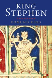 Cover of: King Stephen