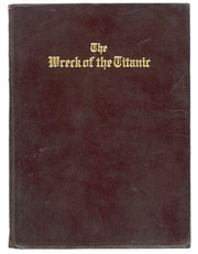 Cover of: The Wreck of the Titanic