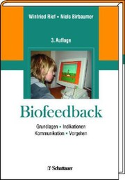 Cover of: Biofeedback