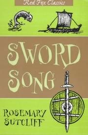 Cover of: Sword Song | Rosemary Sutcliff