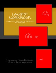 Cover of: Lang101 Workbook |