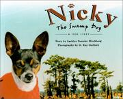 Cover of: Nicky the Swamp Dog