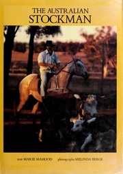 Cover of: The Australian stockman