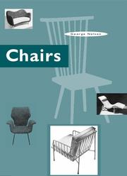 Cover of: Chairs. (20th Century: Landmarks in Design, Volume 3)