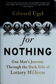 Cover of: Money for nothing | Edward Ugel