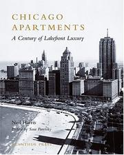 Cover of: Chicago Apartments