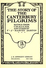 Cover of: The story of the Canterbury pilgrims