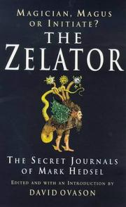 Cover of: The Zelator | David Ovason