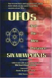 Cover of: UFOs and the Alien Presence