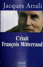 Cover of: C'était François Mitterrand