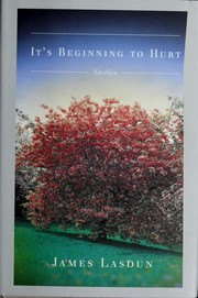 Cover of: It's Beginning to Hurt: Stories