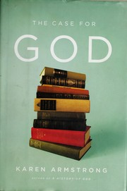 Cover of: The Case for God