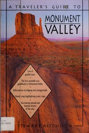 Cover of: A traveler's guide to Monument Valley