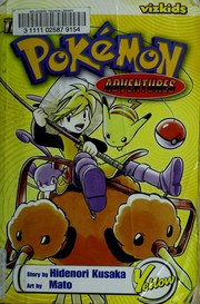 Cover of: The best of Pokemon adventures