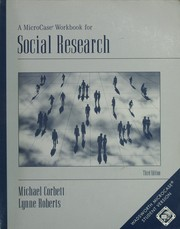 Cover of: A MicroCase workbook for social research