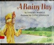 A rainy day by Sandra Markle
