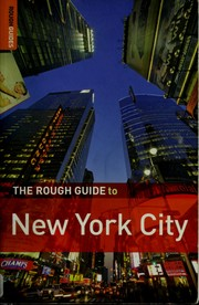 Cover of: The rough guide to New York City
