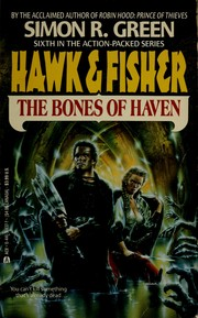 Cover of: Hawk & Fisher 6:bone (Hawk and Fisher, No 6)