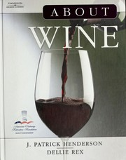 Cover of: About wine