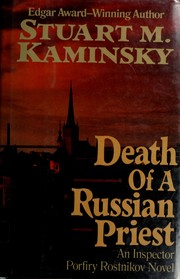 Cover of: Death of a Russian priest