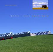 Cover of: Barry Johns Architects