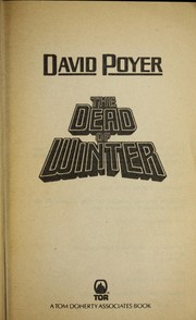 Cover of: The Dead of Winter (Hemlock County)