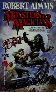 Cover of: Monsters and magicians